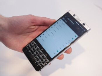 BlackBerry security staples are not going anywhere