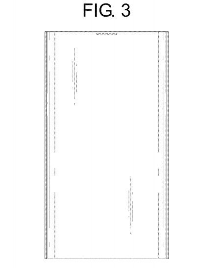 Foldable phone from LG patent US D777,132 S