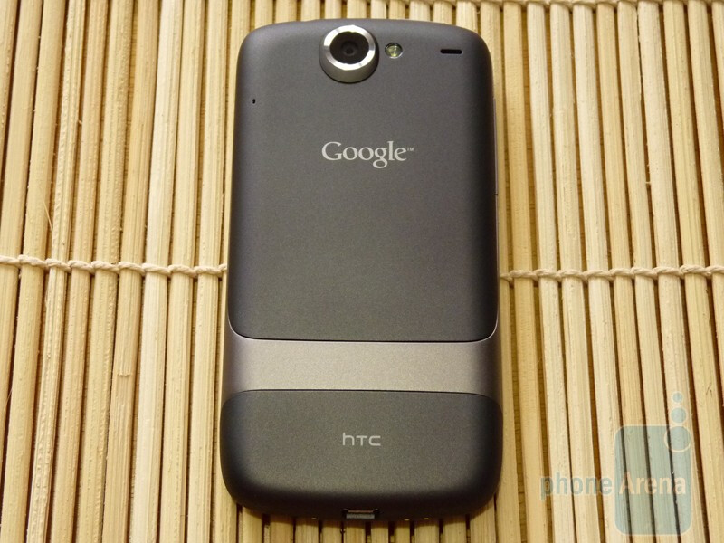 Hands on with the Nexus One