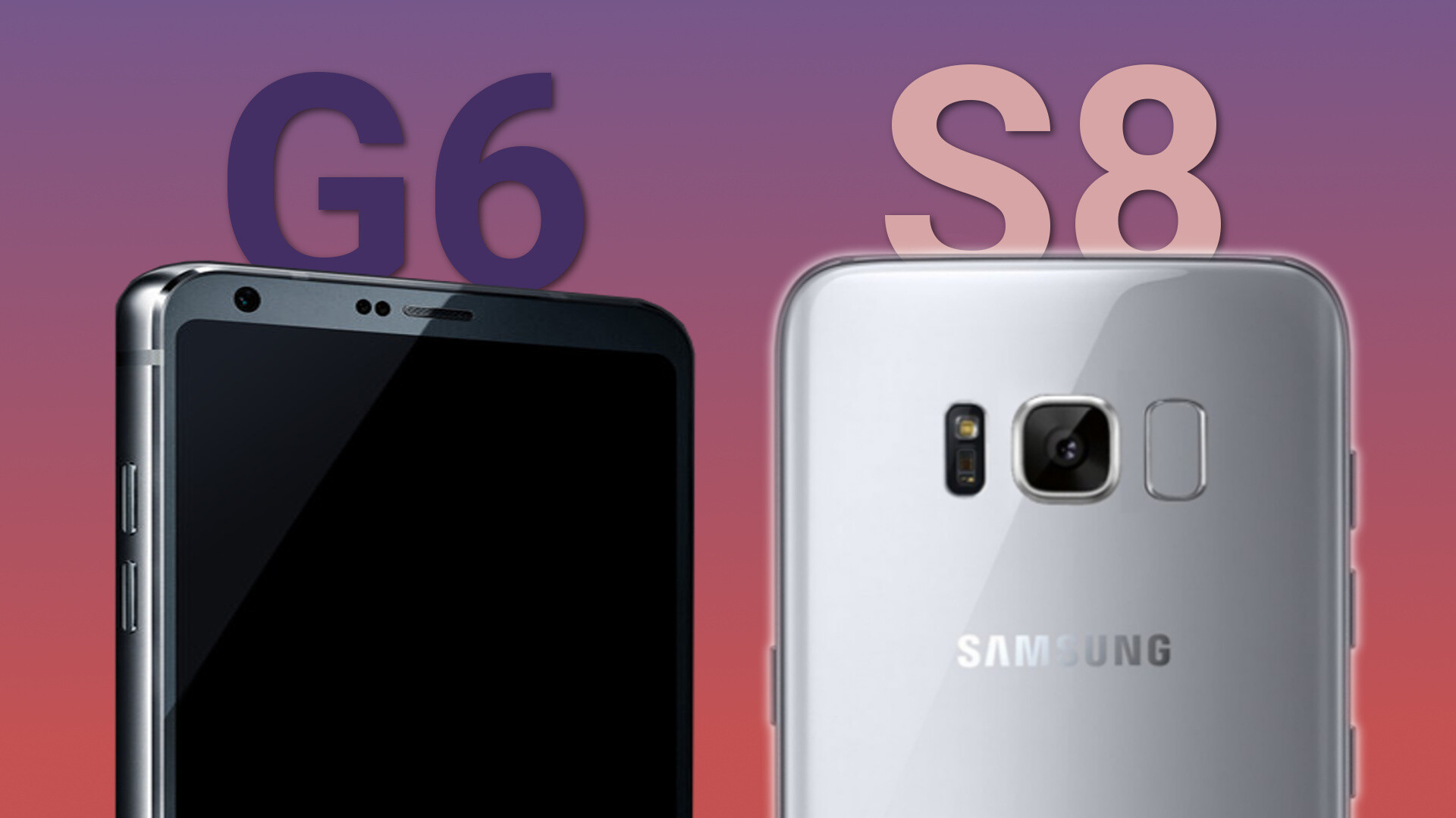 samsung galaxy s8 vs lg g6 preliminary specs comparison. Black Bedroom Furniture Sets. Home Design Ideas