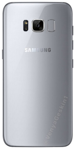 Samsung Galaxy S8 press renders - Samsung Galaxy S8, Galaxy S8+ rumor review: design, specs, features, price and release date