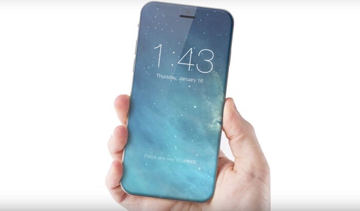 Concept design of the Apple iPhone 8 - The age of Apple is far from over
