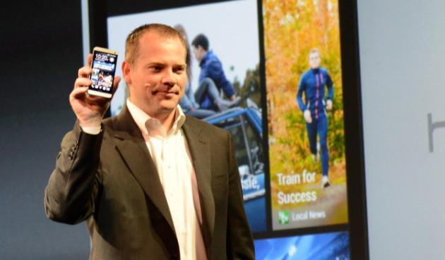 Global VP of HTC Jason Mackenzie has left the company