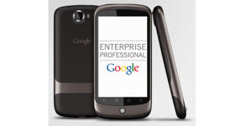 Next Google Nexus Phone to be enterprise centric with physical QWERTY?