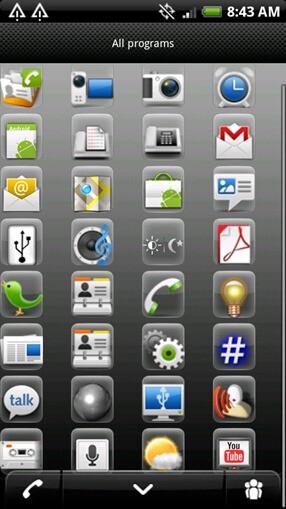 Motorola DROID gets common Sense UI taken from HTC Espresso