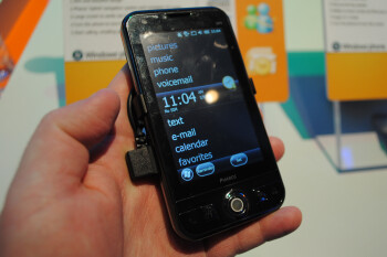 Even more Windows Mobile 6.5.3 handsets found at CES?