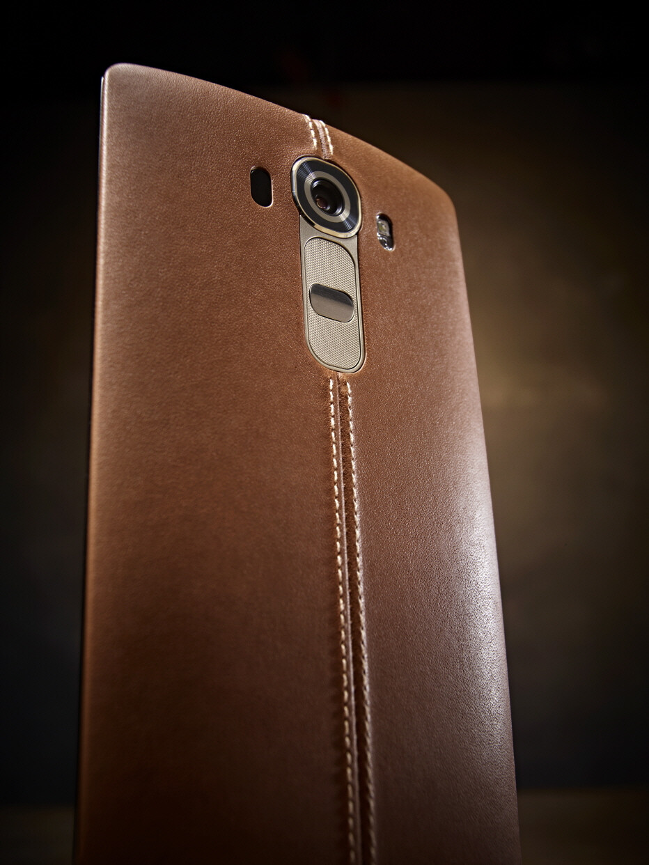 The LG G4 stood out with its leather back cover options, while the G5 had a futuristic, modular design. The LG G6 is expected to be water-resistant, while still elegant and stylish. - LG G6 vs LG G5 vs LG G4: the design, specs, camera, and battery changes we're expecting