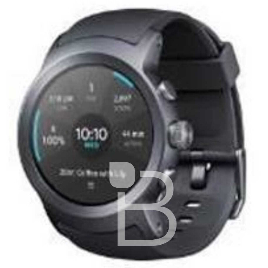 The LG Watch Sport appeared in a potato-quality photo - Upcoming LG Watch Sport rumored to start at $349