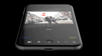 This neat Apple iPhone 8 concept has it all: smaller bezels, dual camera, and even a Touch Bar