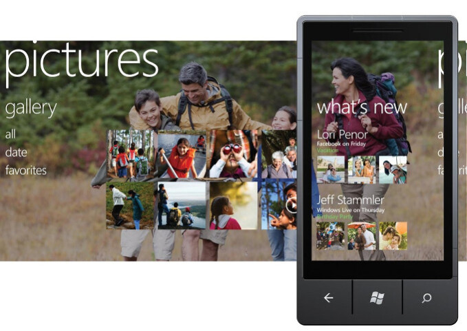 WP7's Pictures Hub - Gone but not forgotten: a brief history of failed smartphone operating systems