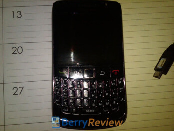 Is this the BlackBerry Curve 8910?