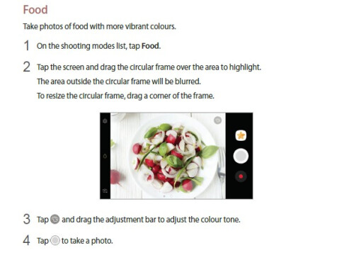 Camera modes missing on the S6 with Nougat