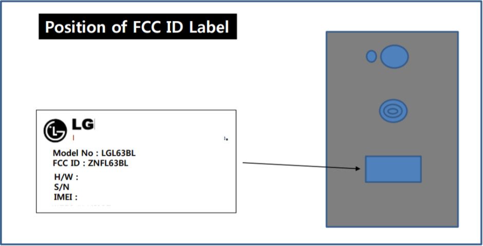 The LG L63BL as depicted by a chimpanzee in MS Paint - Mystery LG 'L63BL' smartphone stops by the FCC, likely headed to US budget carriers