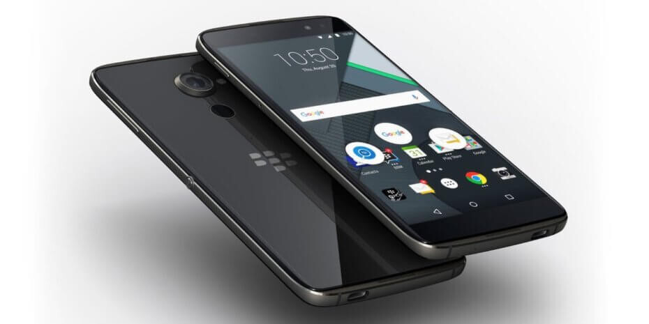 BlackBerry DTEK60 - BlackBerry signs license agreement to bring its smartphones to one of world's biggest markets