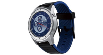 ZTE Quartz smartwatch leaks out, circular display and ...