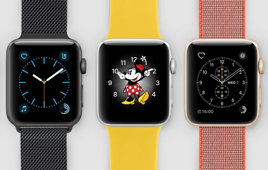 The Apple Watch was by far the most popular smartwatch in 2016 - The Apple Watch accounted for half of all smartwatches shipped in 2016