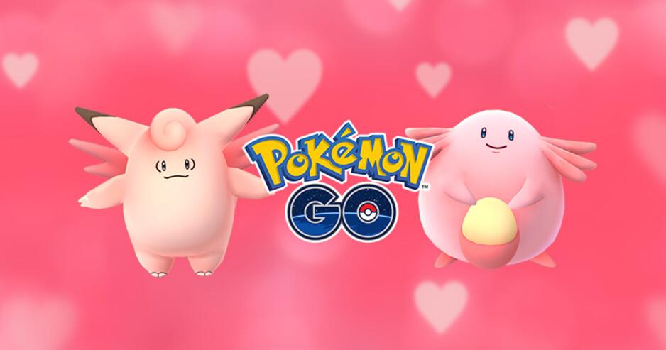 Candies, candies everywhere! Pokemon GO kicks off Valentine's Day event