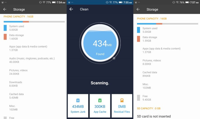 """The only junk on your phone is your """"junk cleaner"""" app, and here's the proof"""