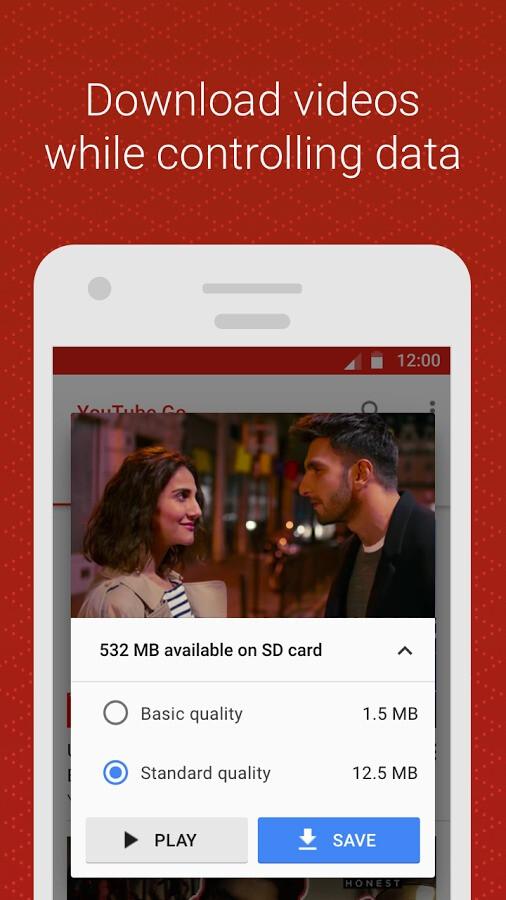 Youtube Go L Application Qu On Aimerait Tous Avoir Dans: Google's YouTube Go Beta App Lets You Share And Download
