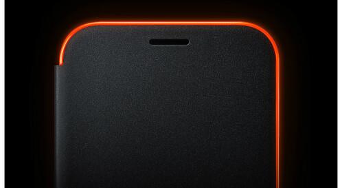 Samsung's A5 Neon Flip Cover