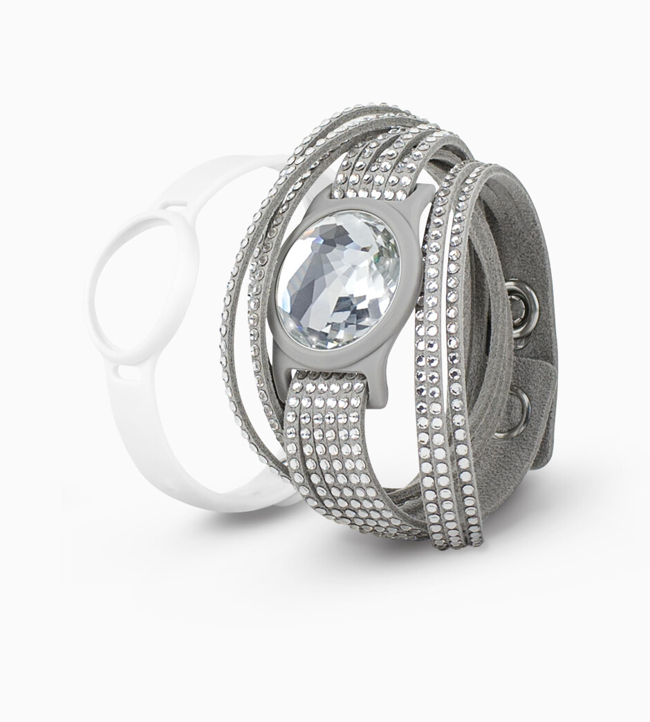 Misfit Swarovski Activity Crystal Slake Set - Valentine's Day tech gift guide: here's what to get your significant other