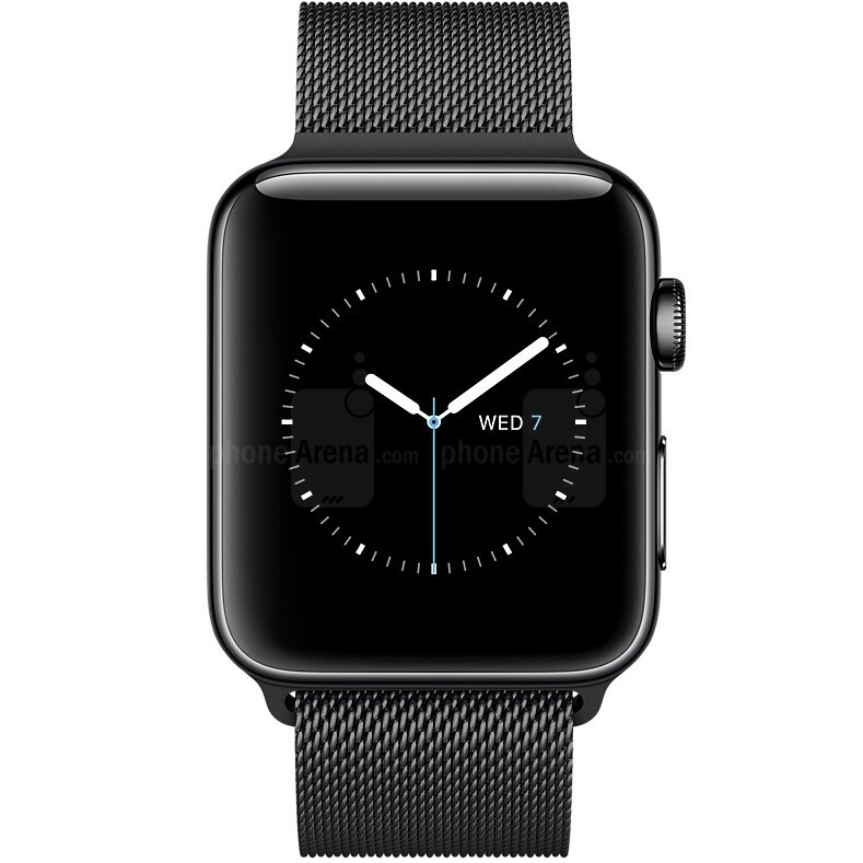 Apple Watch Series 3 with Black Milanese loop band - Valentine's Day 2018 tech gift guide: here's what to get for your significant other