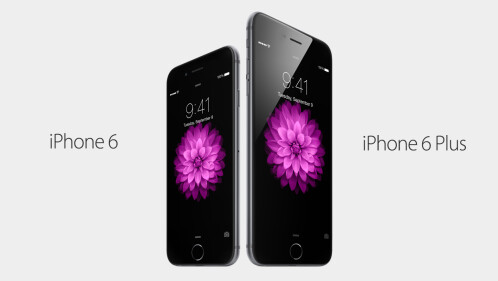 Apple iPhone 6 and iPhone 6 Plus (2014)