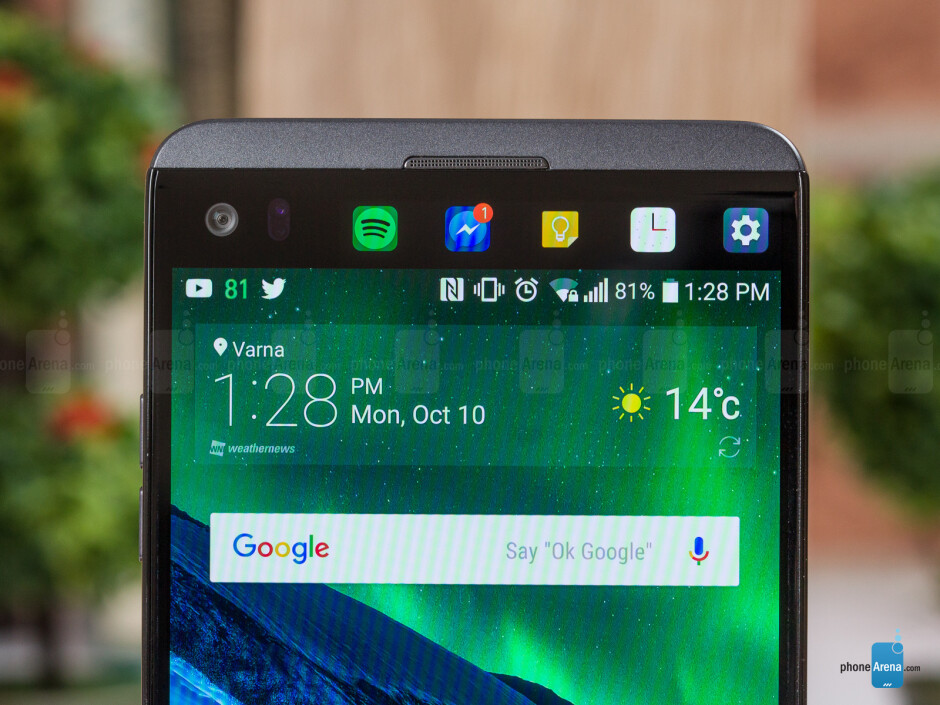 LG V20 - Valentine's Day tech gift guide: here's what to get your significant other