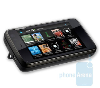 The Nokia N900 has received a second software update this week