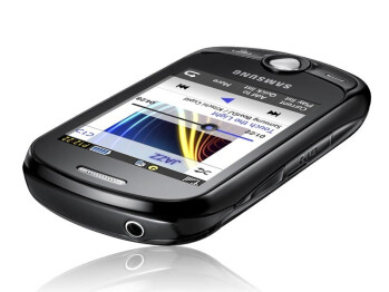 The Samsung C3510 will not feature replaceable back panels like the Corby