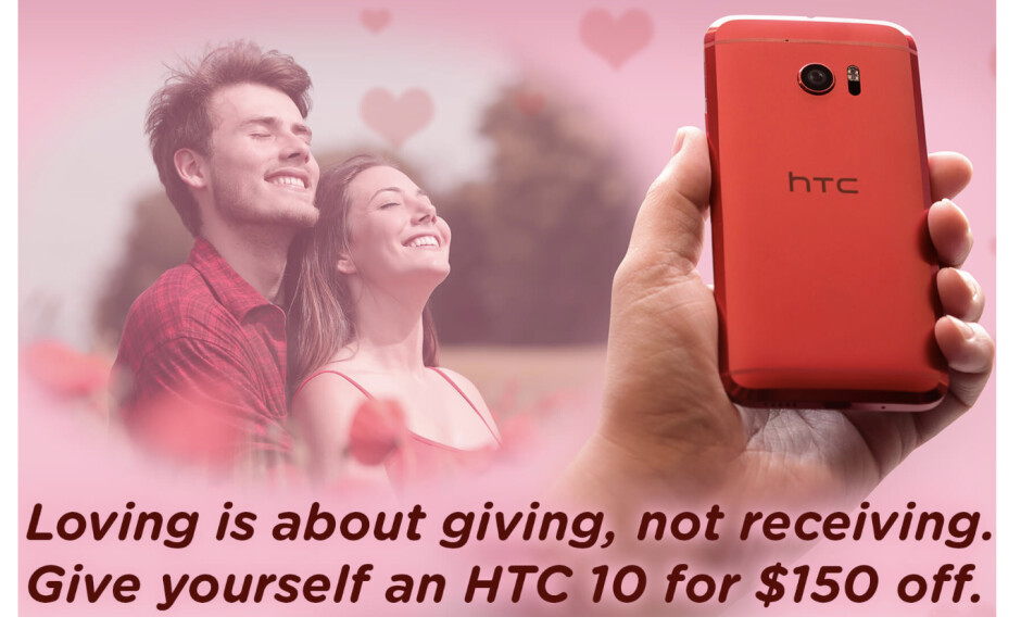 HTC 10 at $150 off, One A9 at $200 off, and more during the company's Seven Days of Sappiness sale