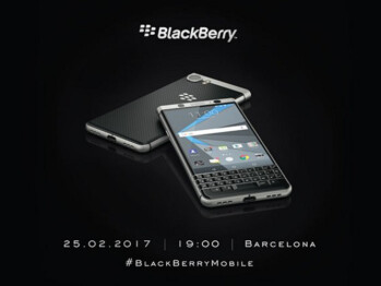 Teaser reveals that the BlackBerry Mercury will be unveiled in Barcelona on February 25th