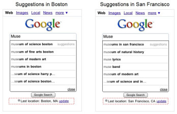 Android & iPhone users get optimized searches with Google