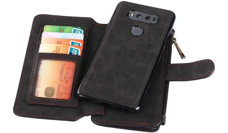 Best wallet cases for LG V20