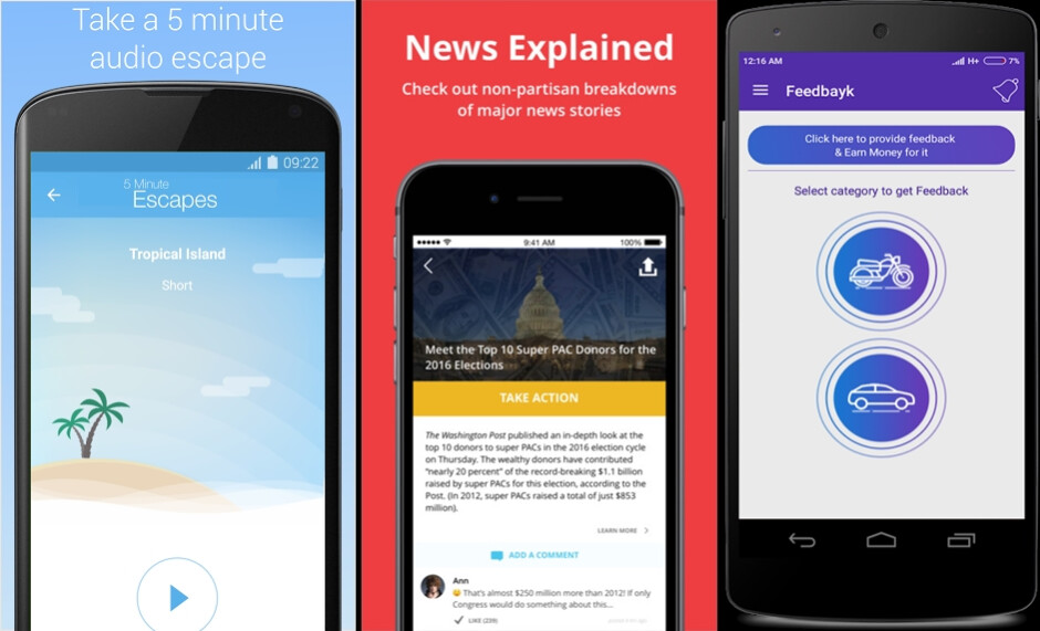 Best new Android and iPhone apps (February 7th - February 13th)