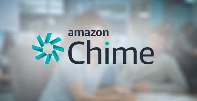 Amazon launches Chime video conferencing app