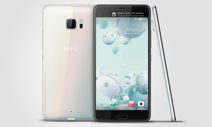 The new HTC U line of smartphones is a glimmer of hope for the struggling company - HTC is still losing lots of cash, but slightly less than usual