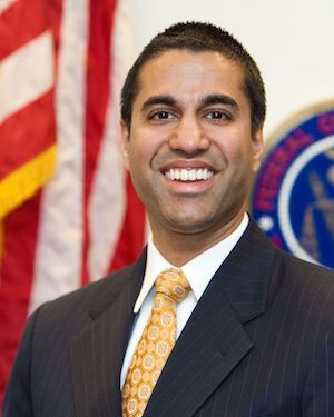 Ajit Pai - Trump's pick for the new chairman of the FCC