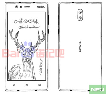Upcoming Nokia 3 said to feature 5.2-inch screen, Snapdragon 425 chip