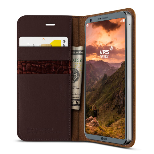 VRS Design Genuine Leather Diary