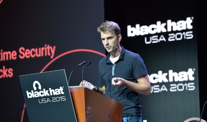 Adrian Ludwig speaking at Black Hat USA 2015 - Android security is still important, no matter what Google tells you