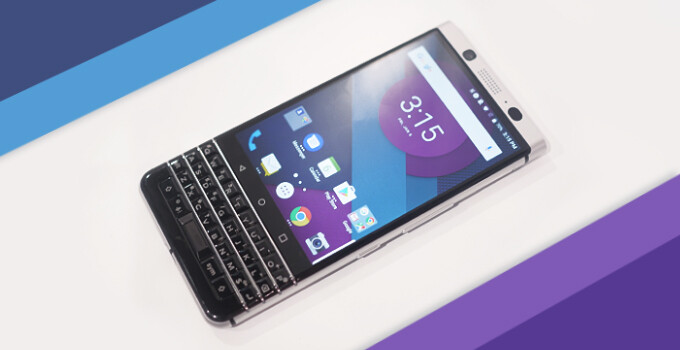 The BlackBerry Mercury pictured in advance. - BlackBerry 10 now at 0.05% market share, company still taking caring for customers and new devices