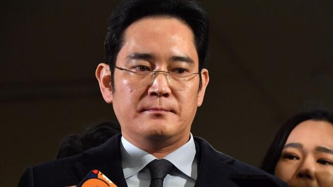 Samsung leader Lee Jae-yong arrested on multiple allegations