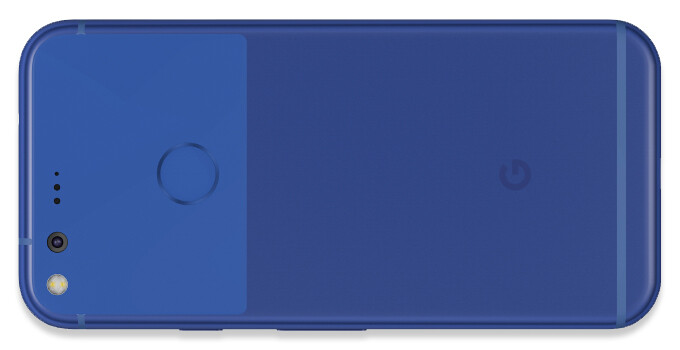 Really Blue Google Pixel and Pixel XL are coming to the UK