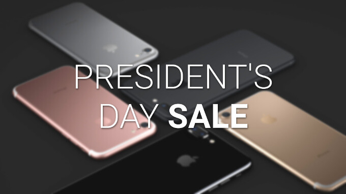 President S Day Sale Is In Best Buy Offers Killer Deals On Iphone 7 And Iphone 7 Plus Android Phones Phonearena