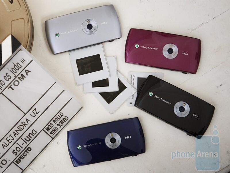 The Sony Ericsson Vivaz sports 720p HD video recording - Sony Ericsson Kurara is now officially the Vivaz