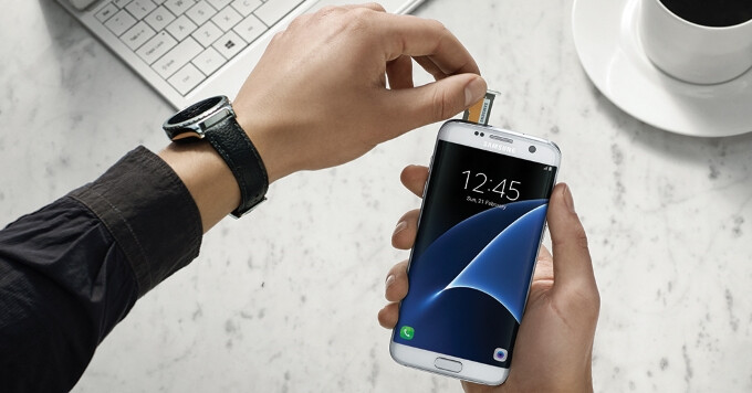 AT&T updates the Galaxy S7 and S7 edge to Android 7 Nougat