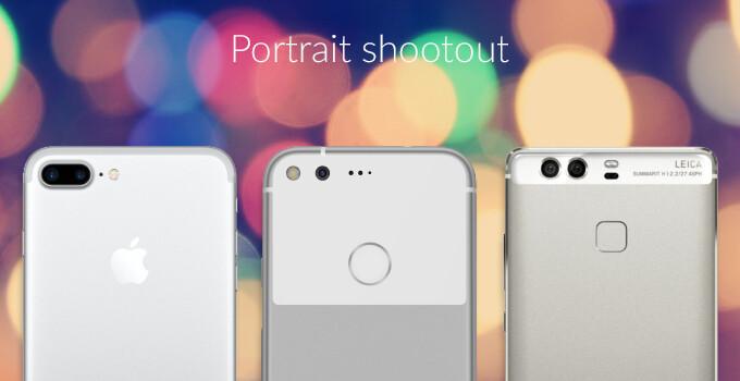 iPhone 7 Plus vs Google Pixel vs Huawei P9: Portrait shootout