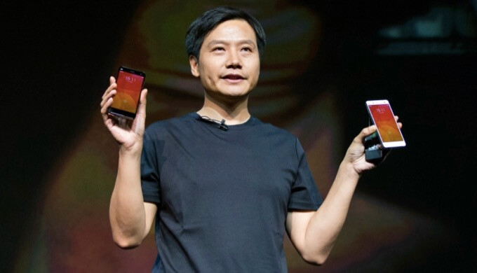 Xiaomi CEO Lei Jun. - Xiaomi to widen its 2017 smartphone portfolio in a bid to stimulate sales