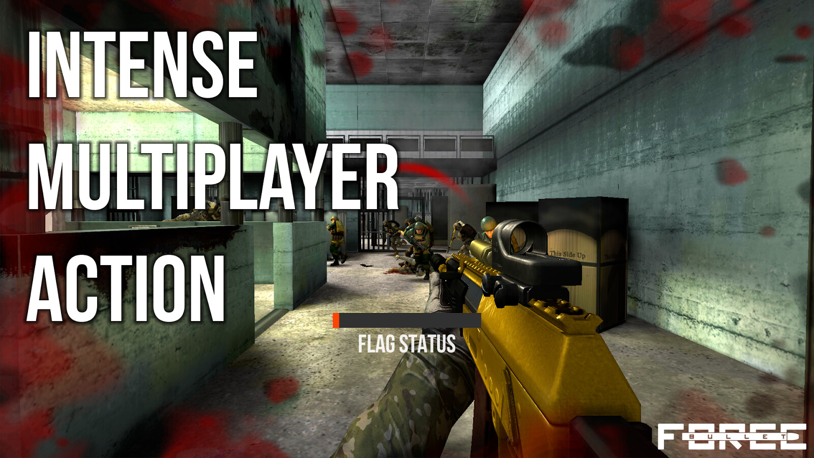 Online Shooter Free